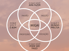 Qual o seu IKIGAI?