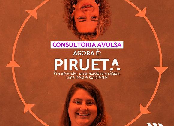 PIRUETA: consultoria avulsa e online
