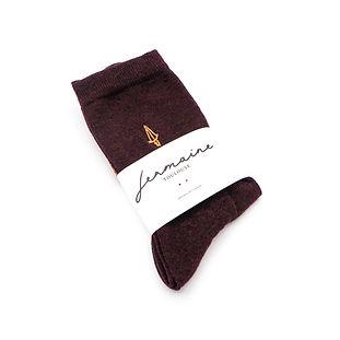 Chaussettes recylées Jermaine Toulouse