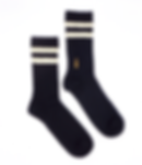 Chaussettes sports made in France.