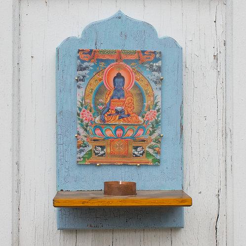 Blue Wood Shrine