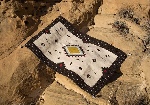 Wool Meditation Mat