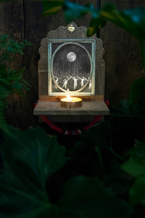 Full Moon Gathering Shrine