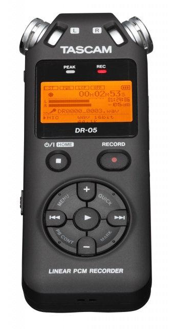 Tascam DR-05 Audio Recorder