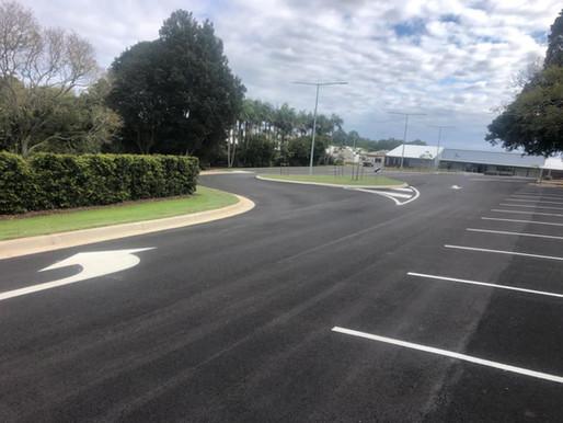 Woollam Constructions Summerland Farm Carpark Upgrade