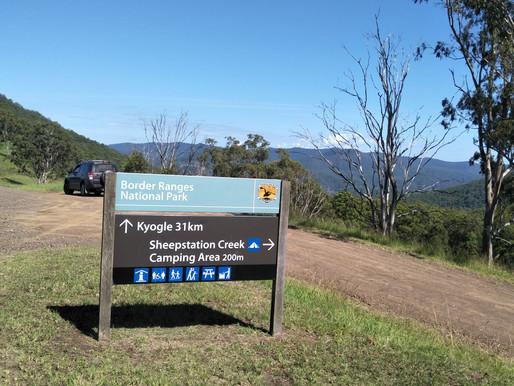 National Parks & Wildlife Services  Sheepstation Creek Campground Upgrade