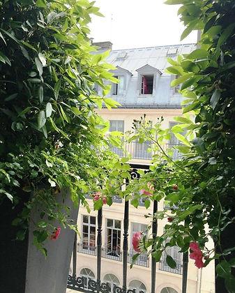 Paysagiste balcon paris