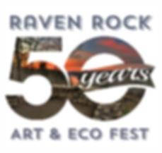 RARO 50th White Logo blurred edges.png