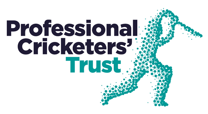 Professional cricketers trust