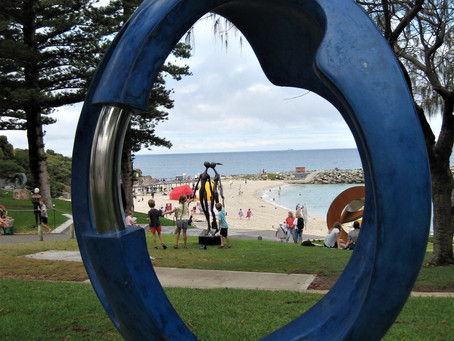 Sculptures by the Sea 2020