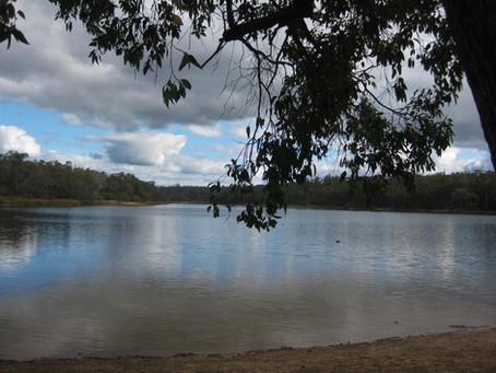 Lake Leschanaultia