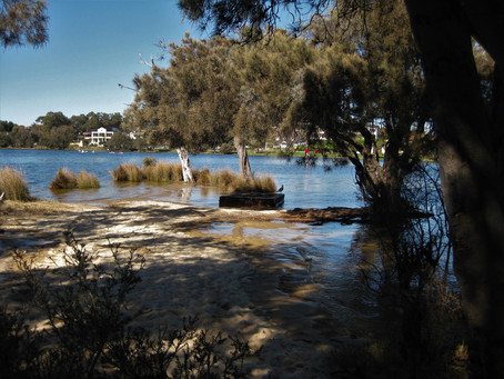 Salter Point Lagoon