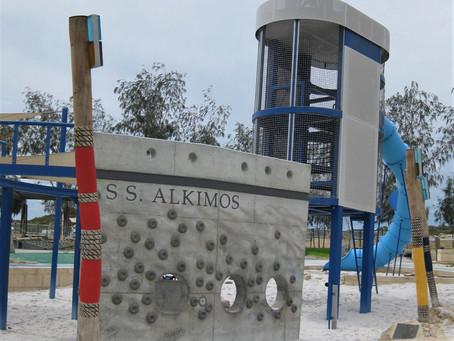Ahoy Mateys @ S.S. Alkimos
