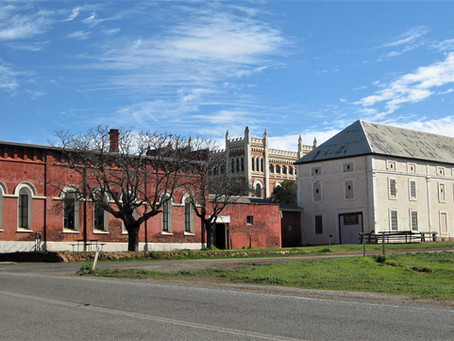 A Day in the Country - New Norcia