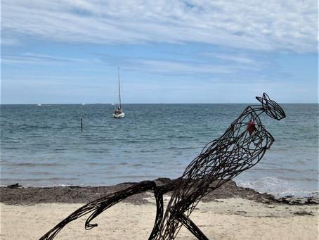 Sculpture @ Bathers Beach