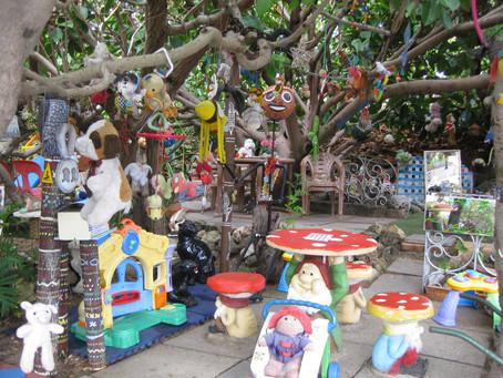 Secret Gnome Garden