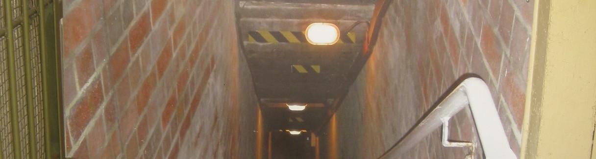 Leighton Battery WW2 Tunnels