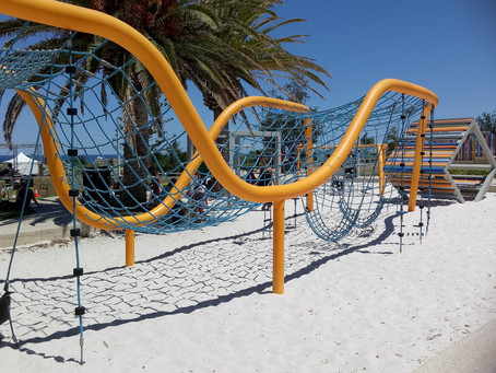 Eden Beach Foreshore Playground