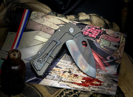 The Point of the Matter: Medford Knives Mean Business!
