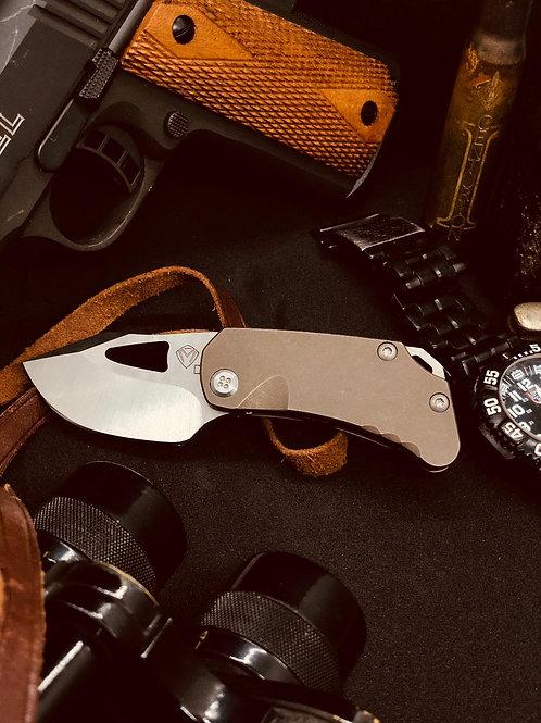 Medford Knife and Tool Eris, Frame Lock Folding Knife