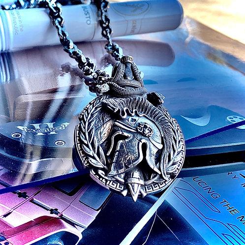 Metal Uurgency - Strategos Pendant in 925 silver