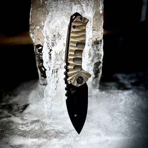 Medford Knife and Tool Praetorian Genesis Ti