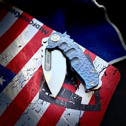 Medford Knife and Tool - Micro Praetorian Ti