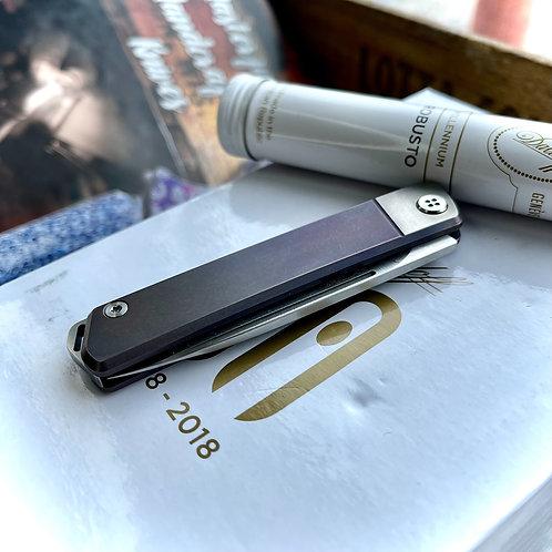 Medford Knife and Tool - Gentleman Jack