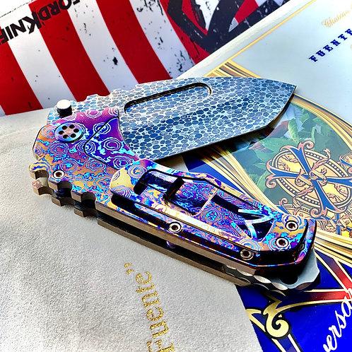 Medford Knife and Tool FULL DRESS PRAETORIAN FAF