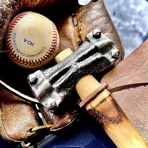 Nash motorcycle and Jason Momoa collaboration double Knuckle hammer