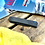Thumbnail: Medford Knife and Tool - Air Jack g10 handle