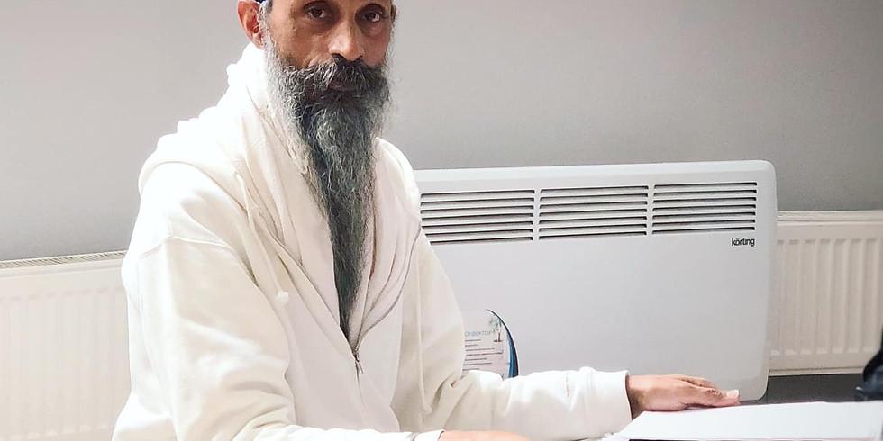 KUNDALINI YOGA: Intensivo con il Maestro Parvinder Singh Khalsa