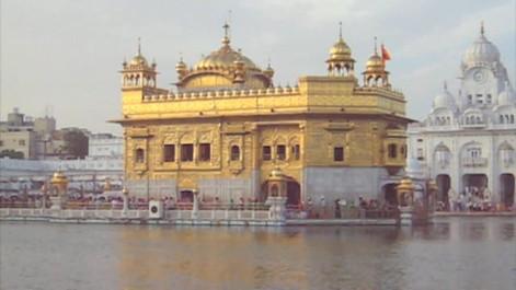 Seva al Golden Temple