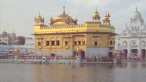 Seva al Golden Temple