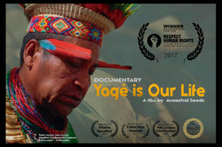 Yagé is Our Life poster 1