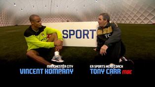 EA Sports: Vincent Kompany