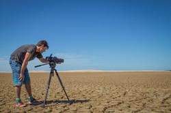 Filming EU Aid film: Malnutrition