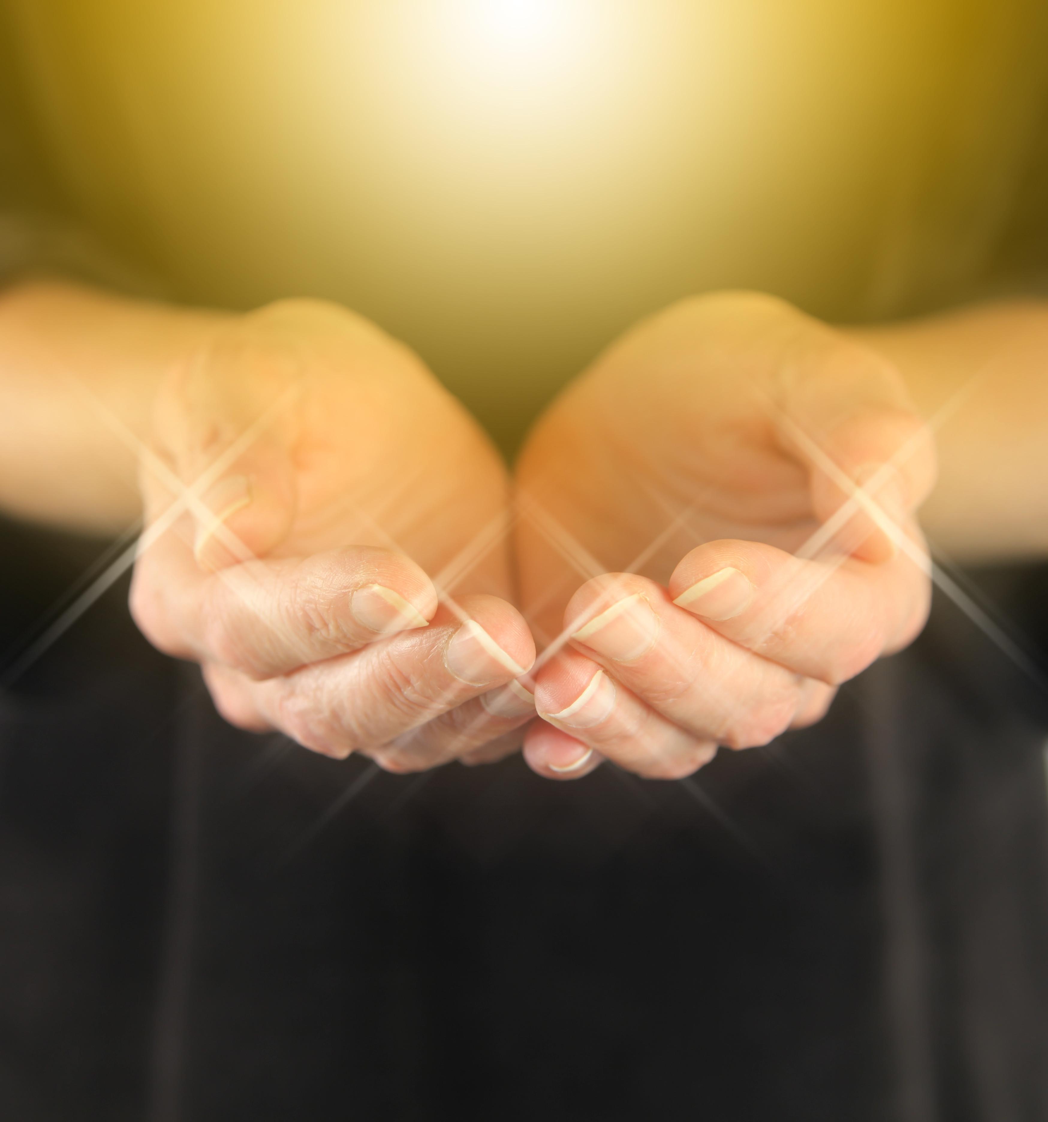 Einzelsitzung; geistiges Heilen