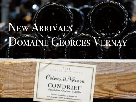 New Arrivals - Domaine Georges Vernay