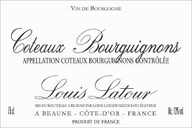 Coteaux Bourguignons 勃艮第丘/普及勃艮第葡萄酒