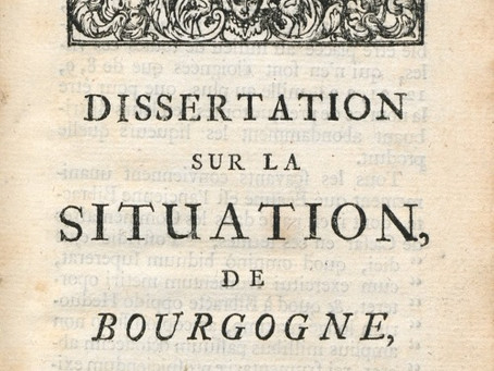 談:勃艮第分級脈絡(1)Claude Arnoux-First Article Primeur Cru
