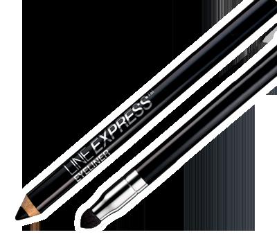 Lápis de olho com esfumador Line Express - 901