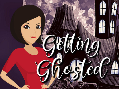 Getting Ghosted - Midwest Monsters Book Six