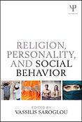 Saroglou Psychology of religion book.jpg