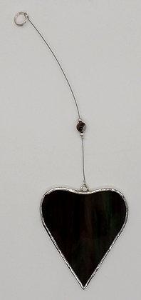 Brown Hanging Heart