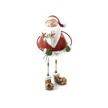 Bobbing Santa
