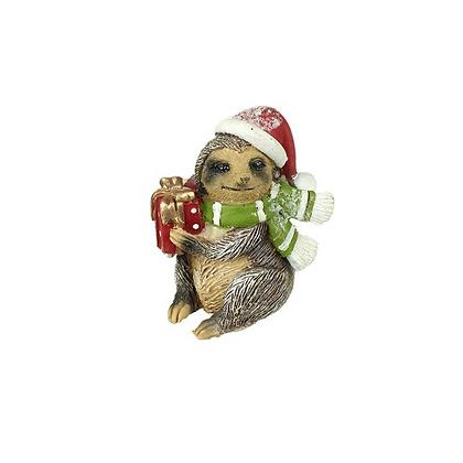 Sloth Xmas Present