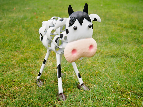 George - The Curly Cow
