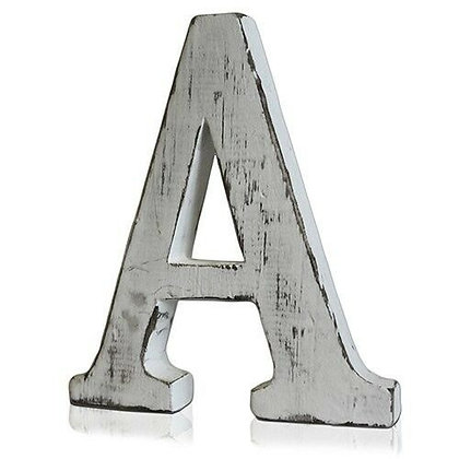A Shabby Chic Letter