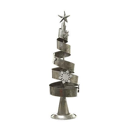 Silver Xmas Tree